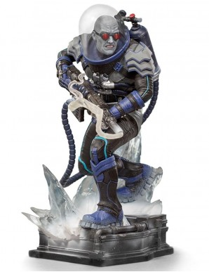 Mr. Freeze Art Scale 1/10 – DC Comics by Ivan Reis