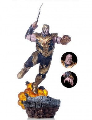 Avengers Endgame statuette...