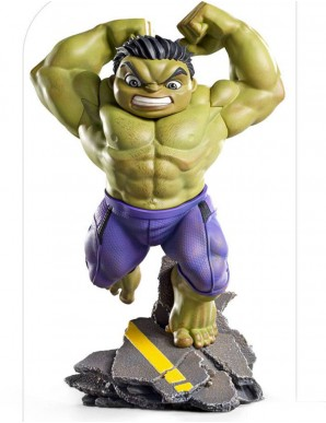 The Infinity Saga figurine Minico PVC Hulk 23 cm