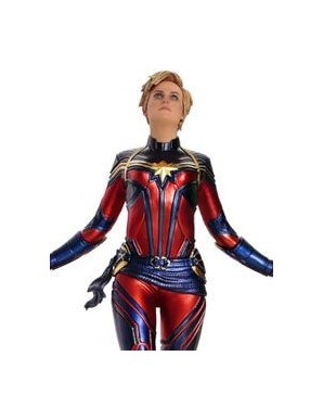 Avengers : Endgame statuette BDS Art Scale 1/10 Captain Marvel 26 cm