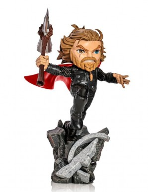 Avengers Endgame figurine MiniCo PVC Thor 20 cm
