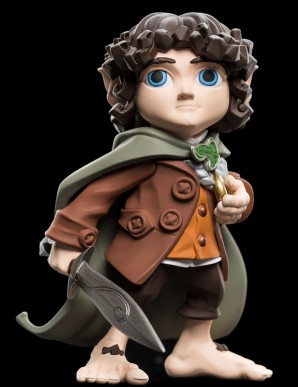 Frodo Baggins - Le Seigneur des Anneaux figurine Mini Epics  11 cm