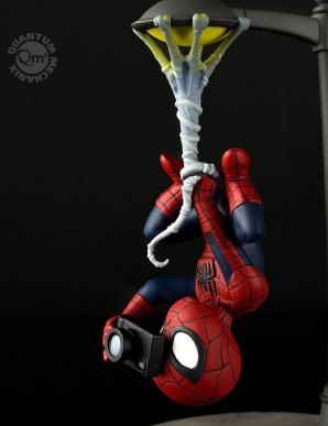 SpiderMan Spider Cam 14 cm Marvel Comics...