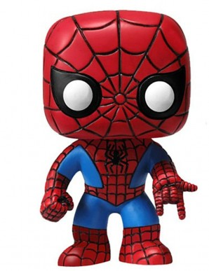 Marvel Comics POP! Vinyl Figurine SpiderMan 10 cm