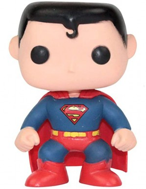 DC Comics POP! Vinyl figurine Superman 10 cm