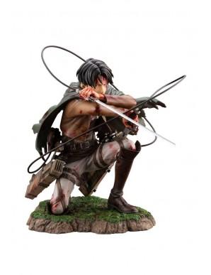 Attack on Titan statuette PVC ARTFXJ 1/7 Levi...