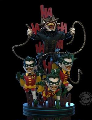 Figurine DC Comics Q-Fig Max Elite Le Batman...