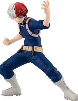My Hero Academia statuette Pop Up Parade Shoto...