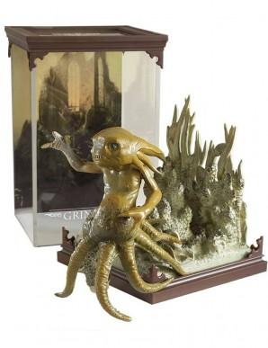 Harry Potter Statuette Magical Creatures Grindylow