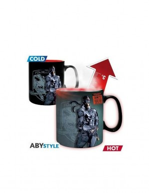 Mug Thermo Réactif - Solid Snake - Metal Gear...