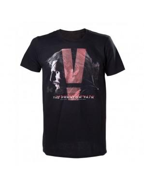 T-shirt Bioworld - Metal Gear Solid - black...