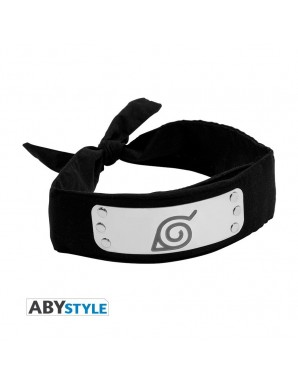 Headband - Konoha - Naruto Shippuden - 90 X 5 Cm