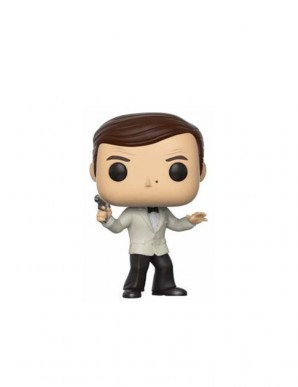 Roger Moore ( White Tux ) - James Bond POP! -...