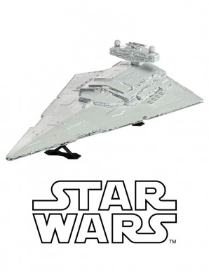 Star Wars maquette 1/2700 Imperial Star...