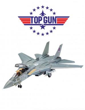 Top Gun maquette 1/48 Maverick's F-14A Tomcat...