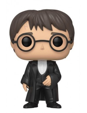 Harry Potter POP! Movies Vinyl figurine Harry Potter (Yule) 9 cm