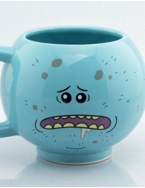 Rick & Morty mug 3D Mr Meeseeks