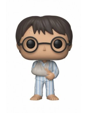 Harry Potter POP! Movies Vinyl figurine Harry Potter (PJs) 9 cm
