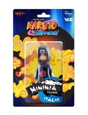 Naruto Shippuden figurine Mininja Itachi 8 cm