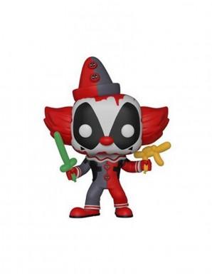 Deadpool Clown -  POP!  figurine 9 cm
