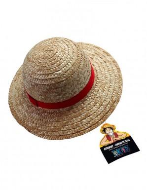 Straw hat - One Piece - Luffy - Adult size