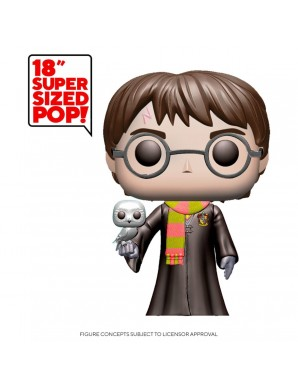 Harry Potter Super Sized POP! Movies Vinyl...