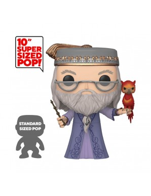 Dumbledore - Harry Potter Super Sized POP! Movies figurine 25 cm