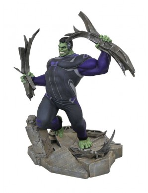 Hulk - Avengers : Endgame diorama Marvel Movie Gallery Tracksuit 34 cm