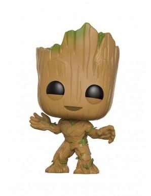 Young Groot - Guardians of the Galaxy Vol. 2 POP! Marvel Vinyl 9 cm