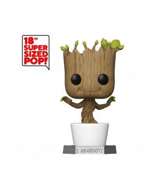 Dancing Groot - Guardians of the Galaxy Figurine POP! Marvel Vinyl Super Sized  46 cm