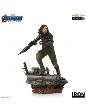 Winter Soldier - Avengers : Endgame statuette BDS Art Scale 1/10  21 cm