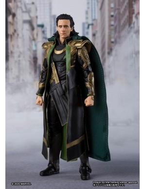 Loki - Avengers figurine S.H. Figuarts 15 cm