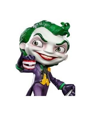 Joker - DC Comics figurine MiniCo Deluxe PVC 21 cm