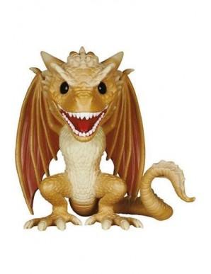 Game of Thrones POP! Television Vinyl figurine Viserion 15 cm