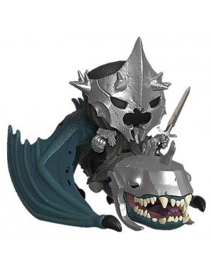 Lord of the Rings POP! Rides Vinyl figure Witch King & Fellbeast 15 cm