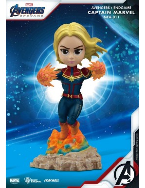 Captain Marvel - Avengers : Endgame figurine...