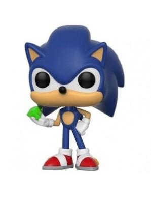 Sonic POP! Disney Figurine en Vinyle Sonic avec...