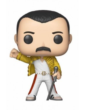 Queen POP! Rocks Vinyl Figurine Freddie Mercury...