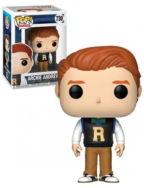 Archie Andrews - Riverdale  Figurine POP!...