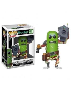 Pickle Rick with laser - Rick et Morty Figurine...