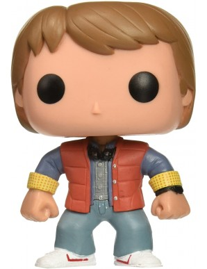 Marty McFLY - Retour vers le future - POP! Figurine 10cm