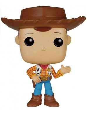 Woody - Toy Story POP! Disney Vinyl figurine...