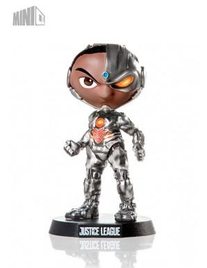 Cyborg MiniCo Justice League 13 cm action figure