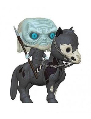 White Walker on Horse - Game of Thrones POP! Rides Vinyl figurine 15 cm