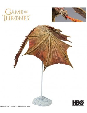 Viserion Ver. II - Game of Thrones figurine 23 cm