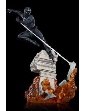 SpiderMan: Loin Des Siens statuette BDS Art...