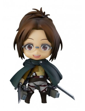 L'Attaque des Titans Nendoroid figurine Hange Zoe 10 cm