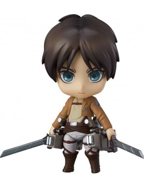 Attack on Titan Nendoroid figurine Eren Yeager...