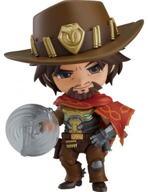Mccree - Overwatch figurine Nendoroid 10 cm