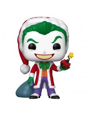 The Joker as Santa - DC Comics POP! Heroes...